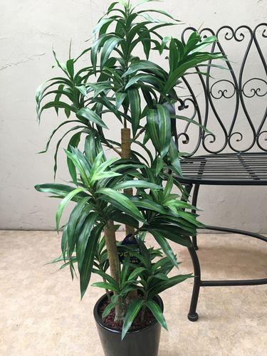 人工観葉植物 ドラセナ H90cm
