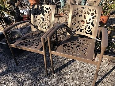 椅子 H84cm/W62cm/D62cm