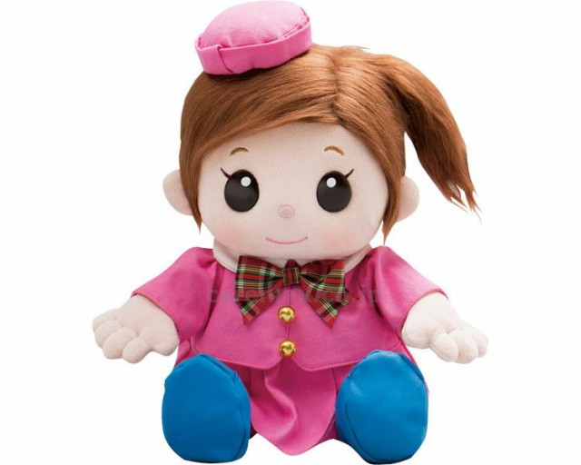 【送料無料】ものしりパートナー「旅大好き!はるちゃん」TVや雑誌でも紹介され大人気です!旅行中や家でも一緒に過ごして楽しもう!日経MJ紹介 注目の一品です。おしゃべり人形 お話人形 ぬいぐるみ おもちゃ ギフト プレゼント