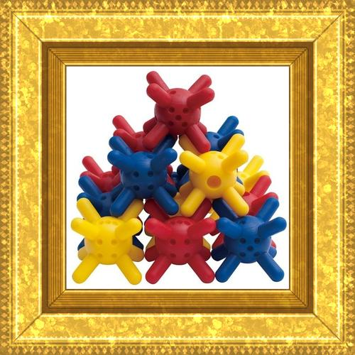 つのつのサイコロ 40個アソートBOX[2セット] ST基準に準拠した安全な知育玩具