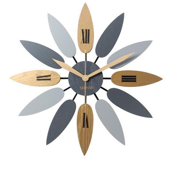 【対象商品ポイント15倍】【スーパーDEAL開催中】GMS01625 送料無料 掛時計 壁掛け時計 北欧 西海岸 掛け時計 おしゃれ インテリア モダン 電池 フック付 hm-1590 【 GMS01625 】
