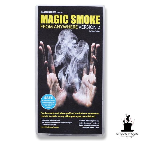 ランキング1位獲得!!【手品 マジック】Magic Smoke V2 by Illusioncraft マジック スモーク V2  【HLS_DU】【コンビニ受取対応商品】