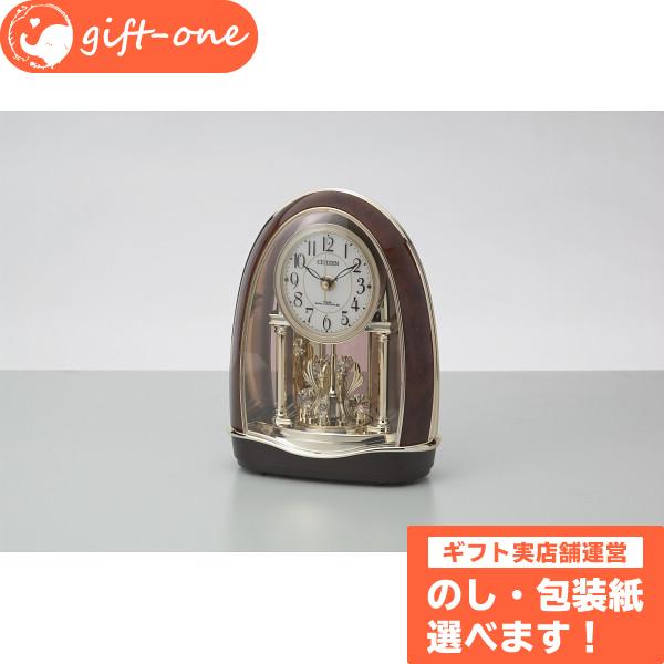 シチズン メロディ電波置時計(12曲入) 時計 おしゃれ 電波 ギフト プレゼント SS