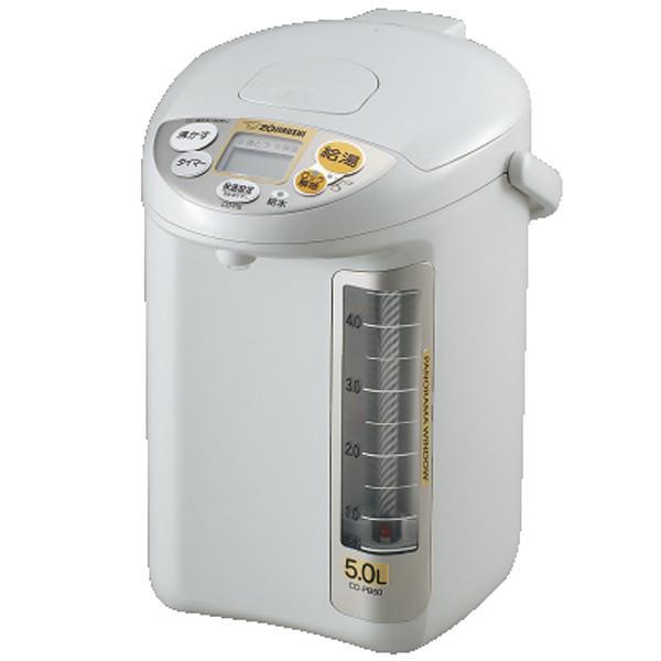 象印 電動給湯ポット(5.0l) CD-PB50-HA