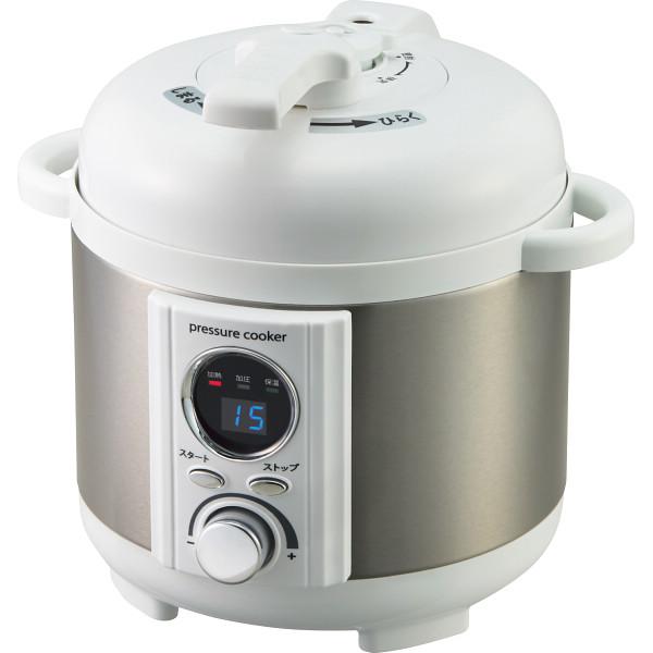 リブセトラ 電気圧力鍋 LPC-T12/W