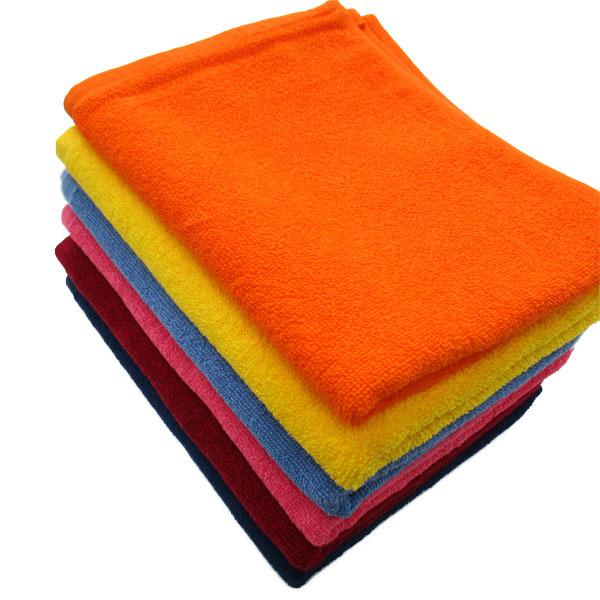 Japanese Face Towel 3 pcs set Cotton 100/% White 85 x 34 cm Made in JAPAN