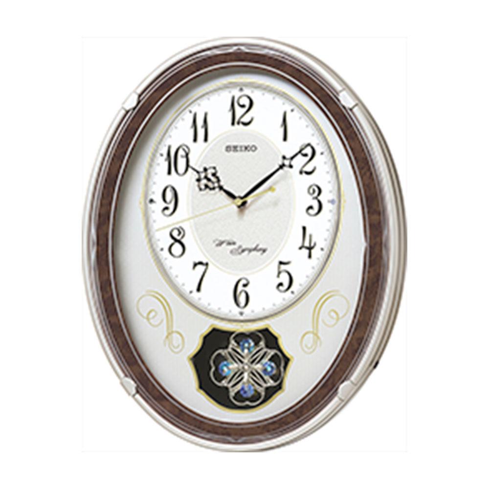セイコー 掛け時計 電波掛時計ウエーブシンフォニー 新築祝い 竣工記念 開店祝い 開業祝い プレゼント