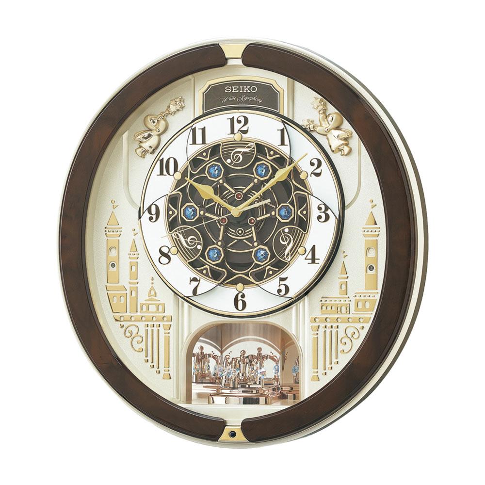 セイコー 電波掛時計 からくり 新築祝い 竣工記念 開店祝い 開業祝い プレゼント
