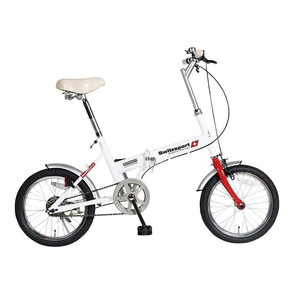 景品 折たたみ自転車 | 自転車 Switzsport 折畳 スウィツスポート LSW16 | 折りたたみ自転車 LSW-H16 | 賞品 景品 |