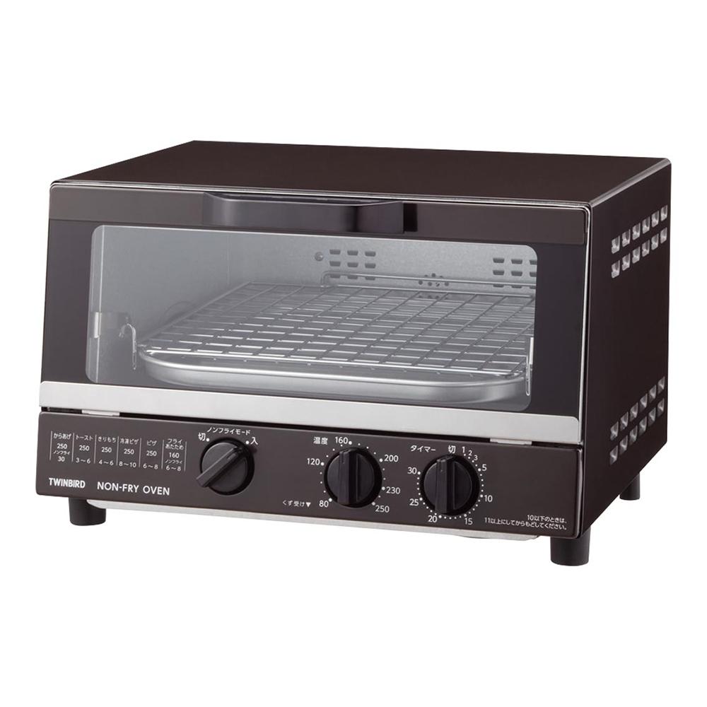 二次会 景品 ビンゴ ツインバード トースター ノンフライオーブン 送料無料 忘年会 新年会 人気商品 家電