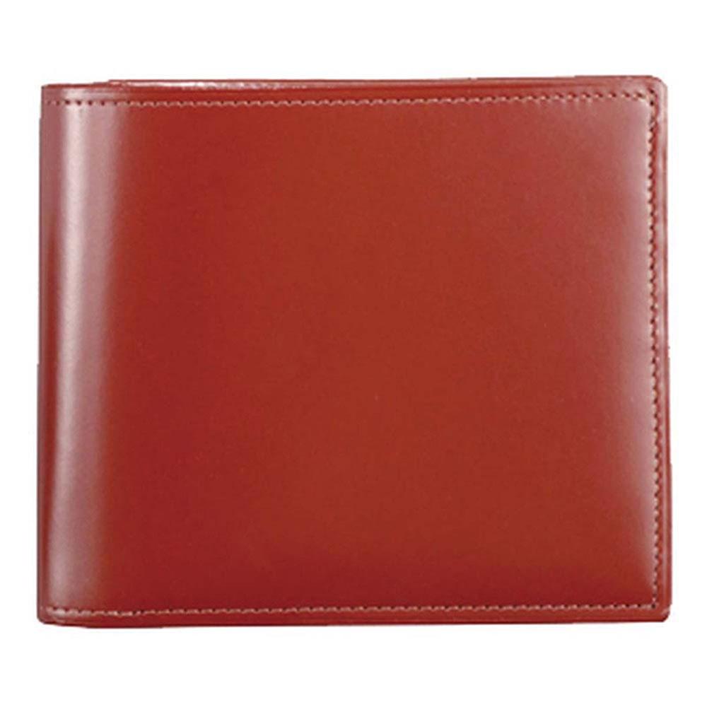 折り財布 HCK02C0-Z /banbi さとり 折財布 高級牛革 HCK02C0-Z 茶父の日 お誕生日 お父さん