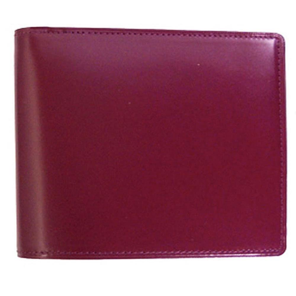 折り財布 HCK13E-Z /banbi さとりナチュラル 折財布 小銭入れあり 高級牛革 HCK13E-Z ワイン父の日 お誕生日 お父さん