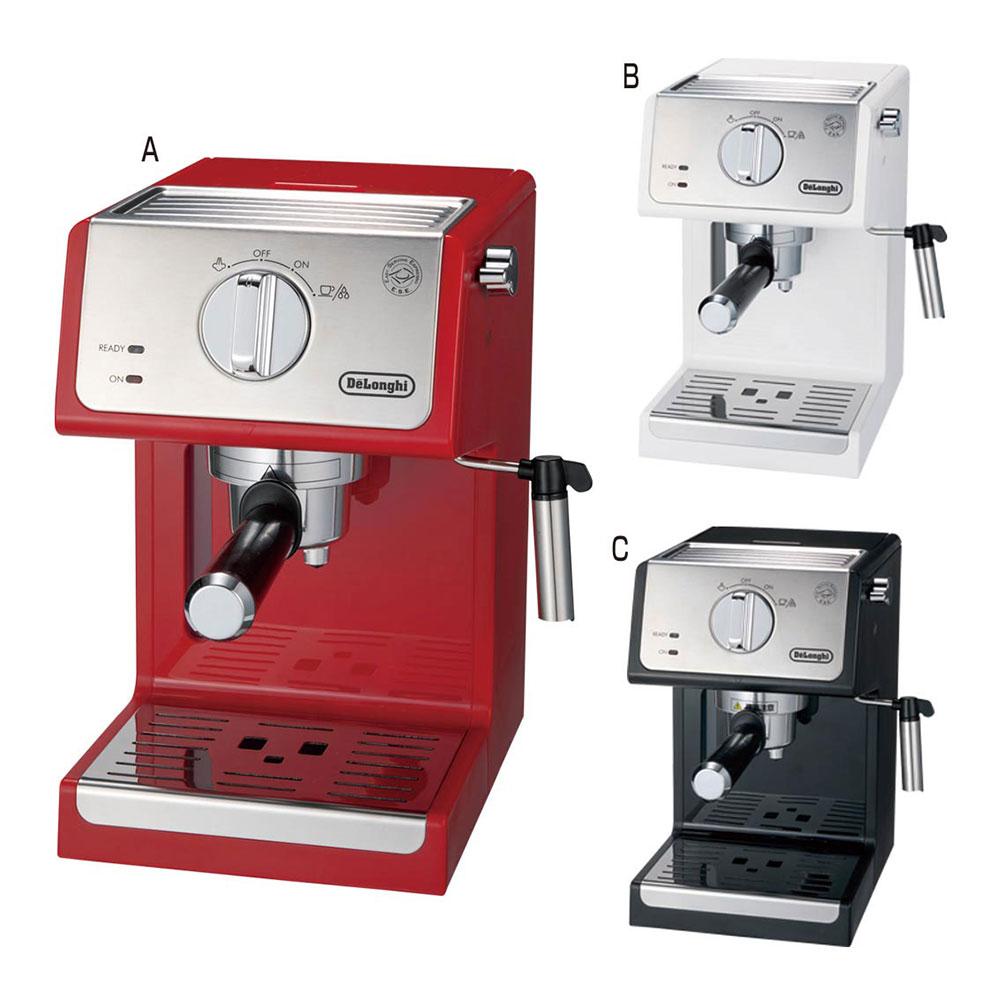 内祝い 記念品 コーヒーメーカー クッキング家電/デロンギ 内祝い エスプレッソ エスプレッソ カプチーノメーカー ECP3220J-R ECP3220J-R [コーヒーメーカー], ホンジョウムラ:7044407b --- sunward.msk.ru