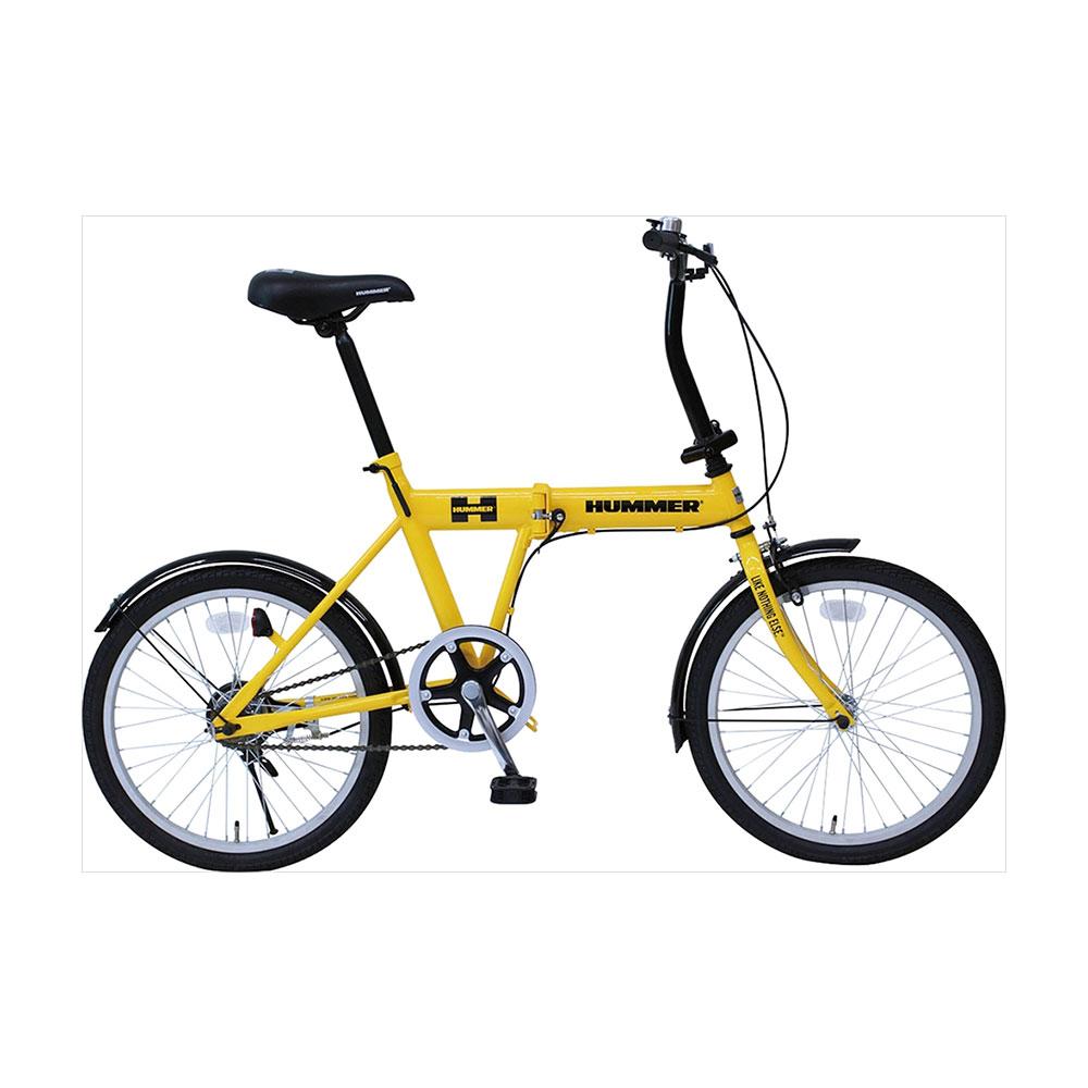 ビンゴ 景品 折たたみ自転車 MG-HM20G /ハマー FDB20G MG-HM20G忘年会 新年会 ゴルフ 幹事 ママ割 ポイント5倍/キャッシュレス還元 ポイント5倍