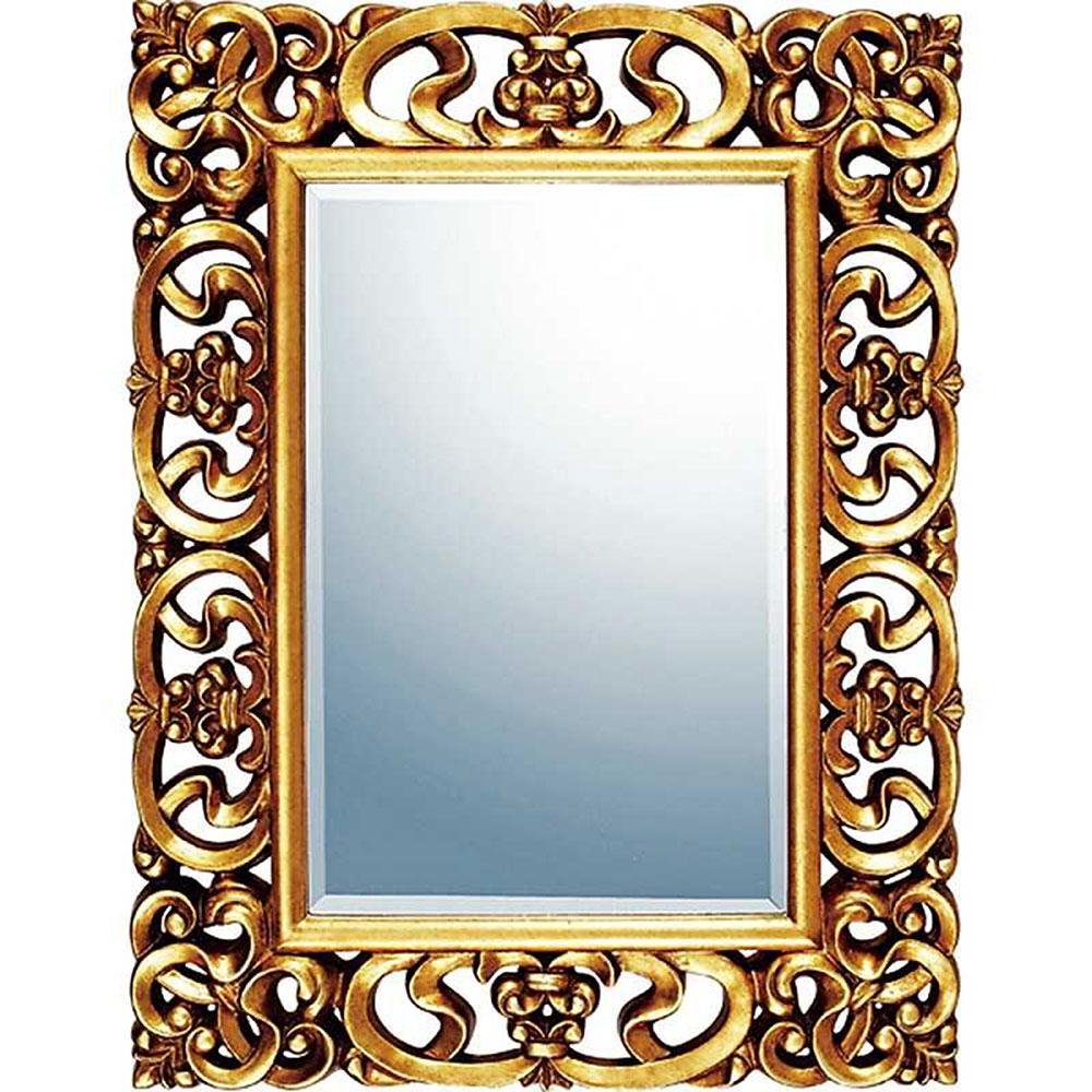 壁掛け鏡 グレース アート ミラー プレミア アンティークゴールド ゴルフコンペ 賞品