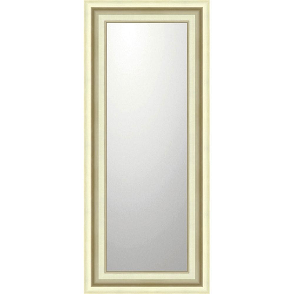鏡 ミラー おしゃれ かわいい BM-16036 /デコラティブ 大型ミラー モダン 「ロング(シルバー)」 壁掛用 BM-16036 ママ割 ポイント5倍/キャッシュレス還元 ポイント5倍
