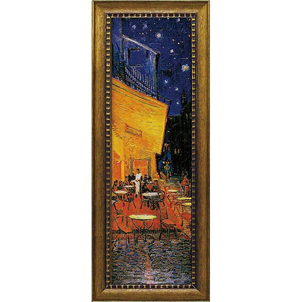 記念品 名入れゴッホ 記念品 絵画 退職記念 ミュージアムシリーズ 夜のカフェテラス 卒業記念 MW-18093 周年記念品 プレゼント 父の日 退職記念 卒業記念, ヒノグン:7733d7bb --- sunward.msk.ru