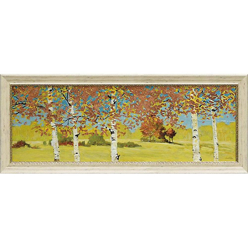 壁掛け飾り 絵画 お祝い 記念品 おしゃれ かわいい AR-16501 /アニー フィスク 「カッパー バーチ1」 AR-16501 キャッシュレス還元 ポイント5倍