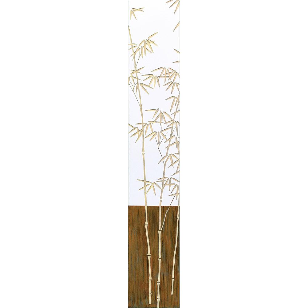 壁掛け飾り 手彫り お祝い 記念品 おしゃれ かわいい SA-12051 /ウッド スカルプチャー アート 「バンブー2(WH+NP)」 壁掛用 SA-12051 ママ割 ポイント5倍/キャッシュレス還元 ポイント5倍