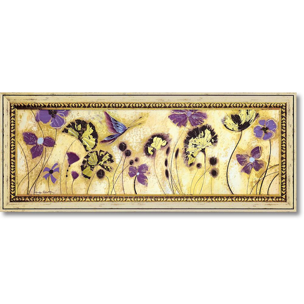 壁掛け飾り 絵画 お祝い 記念品 おしゃれ かわいい MR-15011 /マリリン ロバートソン 「トパーズ1」 MR-15011 キャッシュレス還元 ポイント5倍