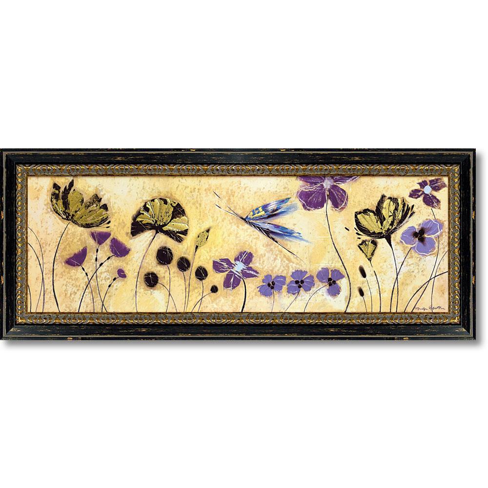 壁掛け飾り 絵画 お祝い 記念品 おしゃれ かわいい | マリリン ロバートソン 「トパーズ2」 | 絵画 MR-15012 | 絵画 |