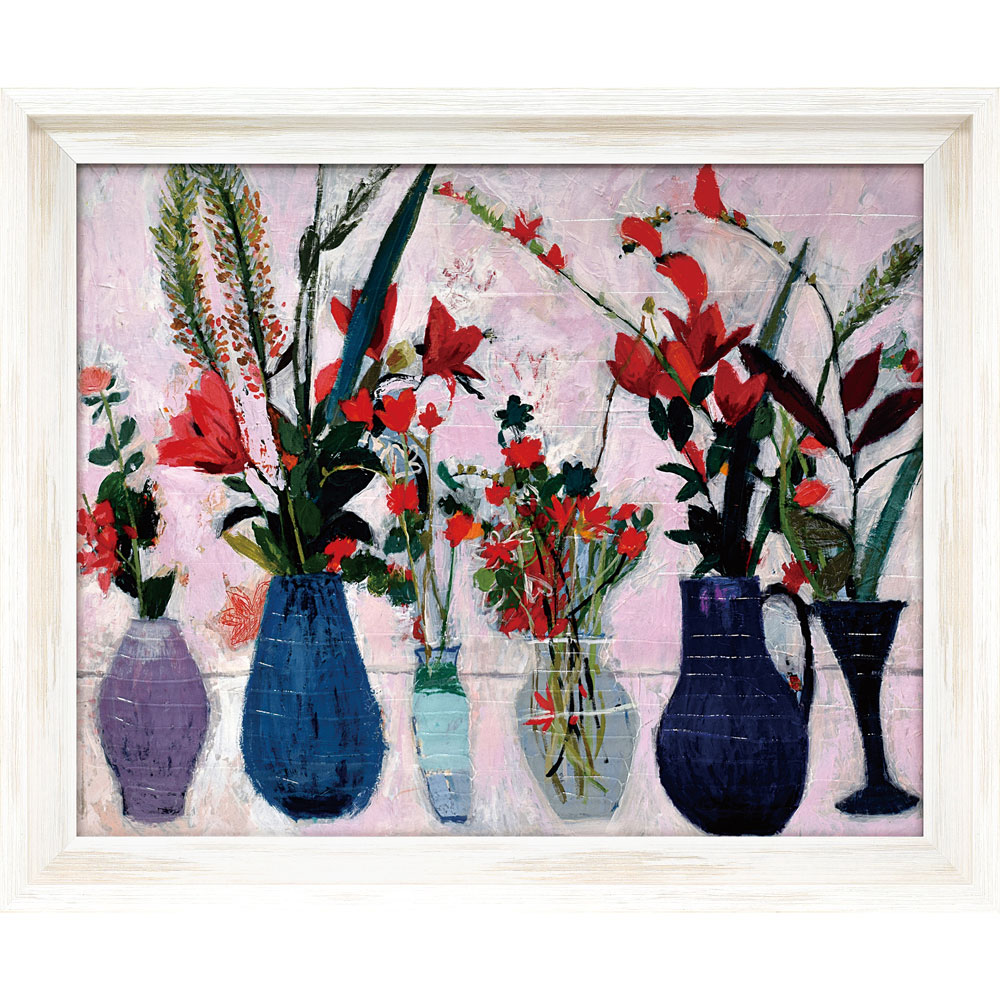 壁掛け飾り 絵画 お祝い 記念品 おしゃれ かわいい /シャーロット ハーディ 「マントルピース」 CH-12001