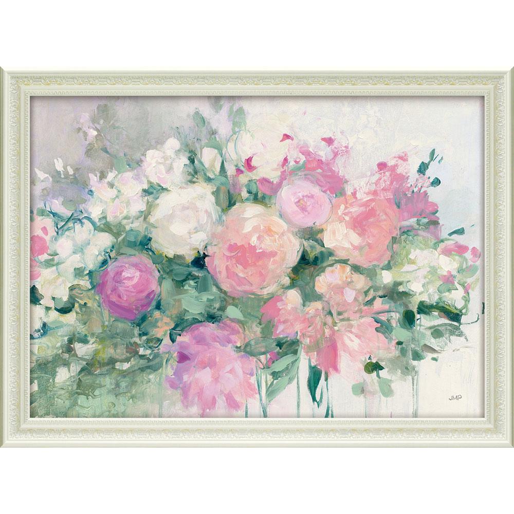 壁掛け飾り 絵画 お祝い 記念品 おしゃれ かわいい | ジュリア プリントン 「ジューン アバンダンス」 | 絵画 JP-15012 | 絵画 |