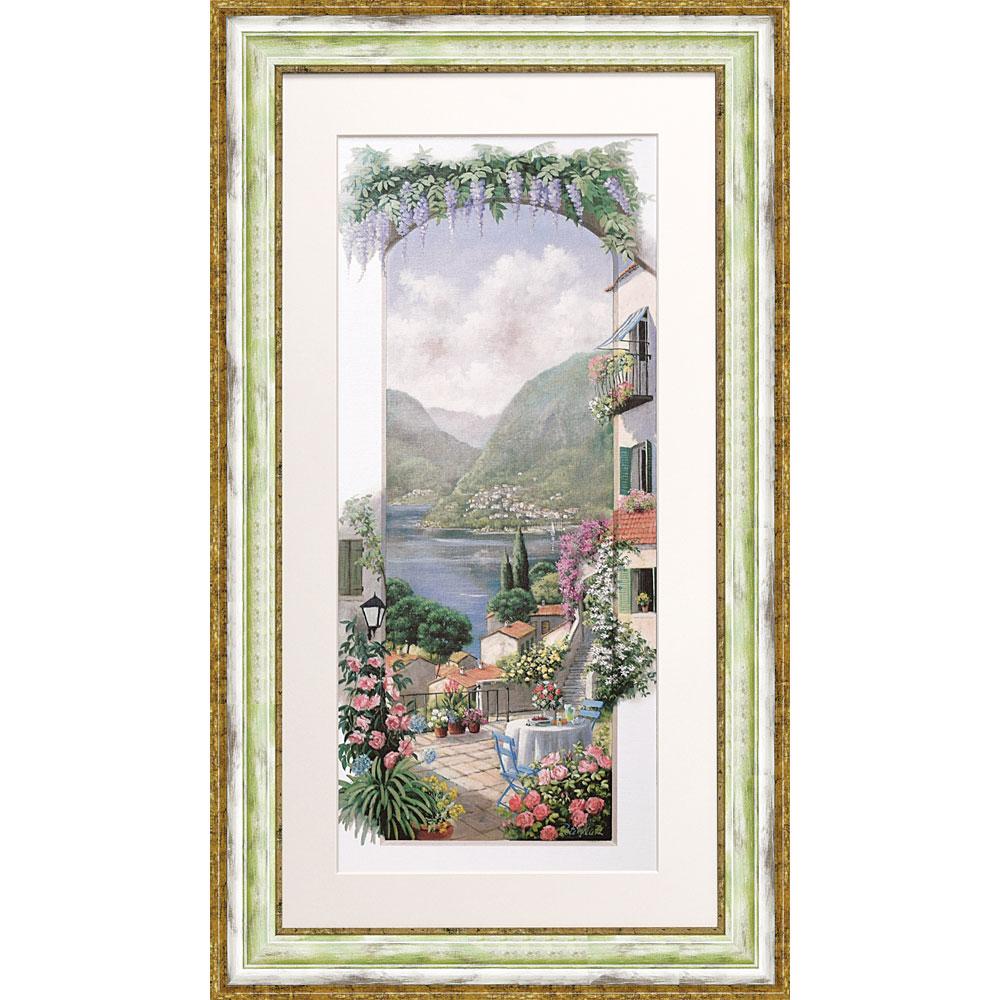 壁掛け飾り 絵画 お祝い 記念品 おしゃれ かわいい PM-15054 /ピーター モッツ 「バルドリーノ」 PM-15054 キャッシュレス還元 ポイント5倍