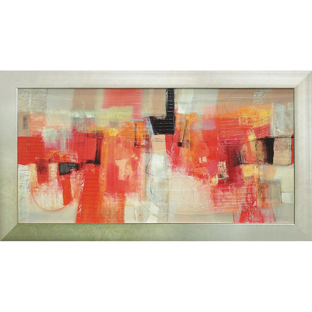 壁掛け飾り 絵画 お祝い 記念品 おしゃれ かわいい   マウリツィオ ピオバン 「ジョヴィネッツァ」   絵画 MP-20001   絵画  