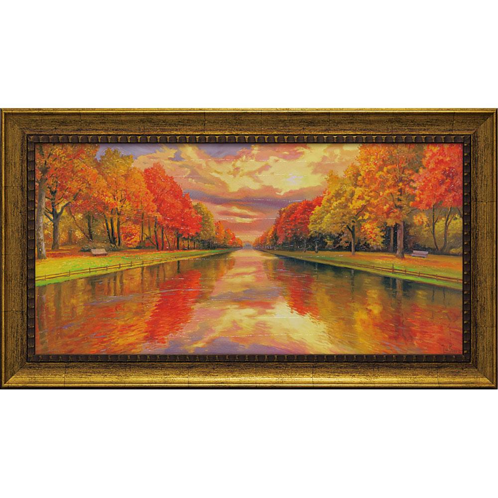 壁掛け飾り 絵画 お祝い 記念品 おしゃれ かわいい | アドリアーノ ガラッソー 「ブールバール スラクア」 | 絵画 AG-25011 | 絵画 |