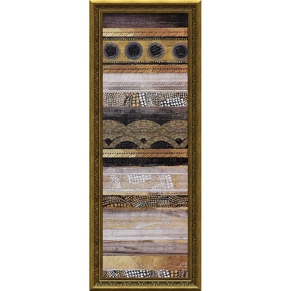壁掛け飾り 絵画 お祝い 記念品 おしゃれ かわいい TR-15002 /トム リーブス 「クリムト ドット」 TR-15002 キャッシュレス還元 ポイント5倍