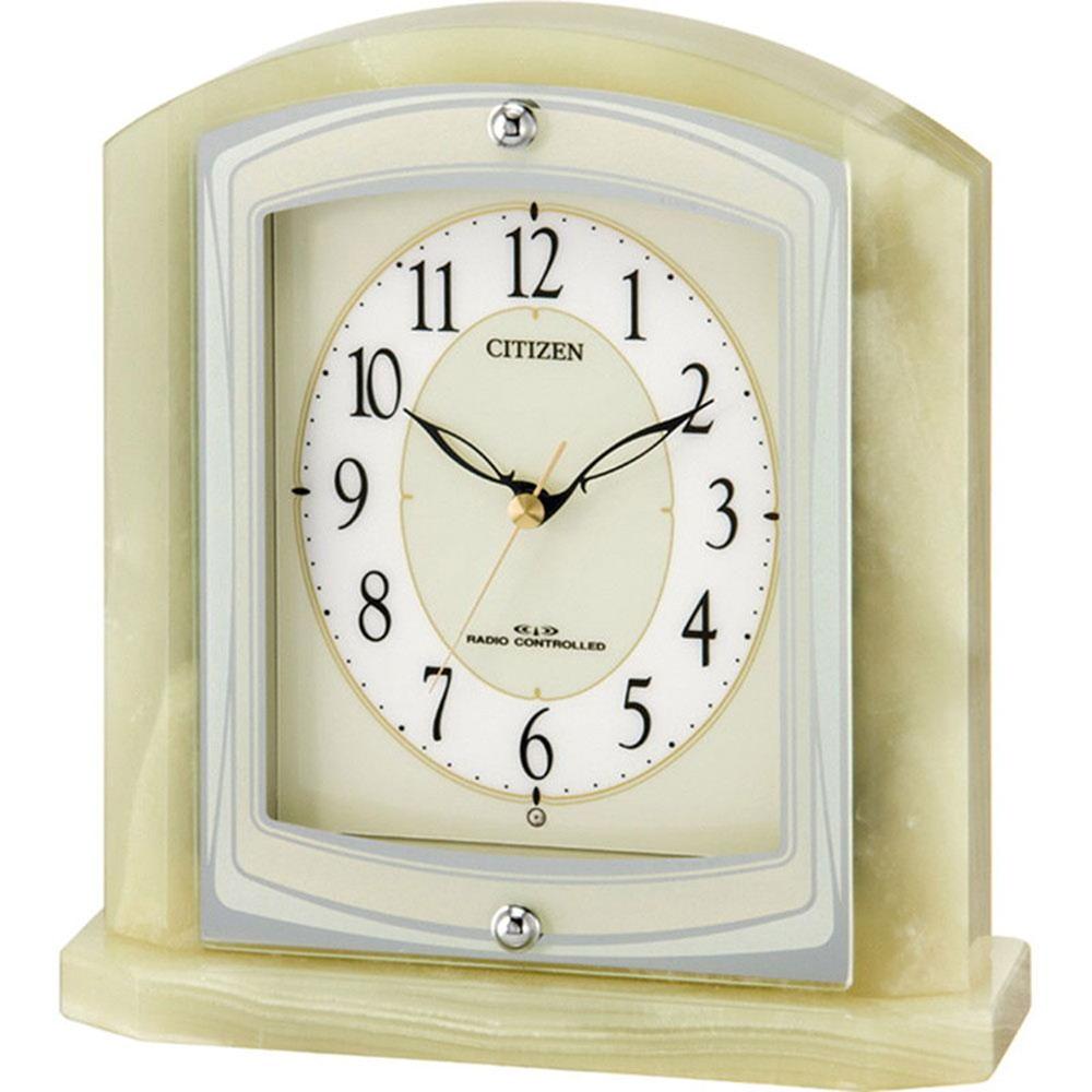 名入れプレート付き 置き時計 パルラフィーネR400 名入れプレート付 き 新築祝い 竣工記念 開店祝い 開業祝い プレゼント