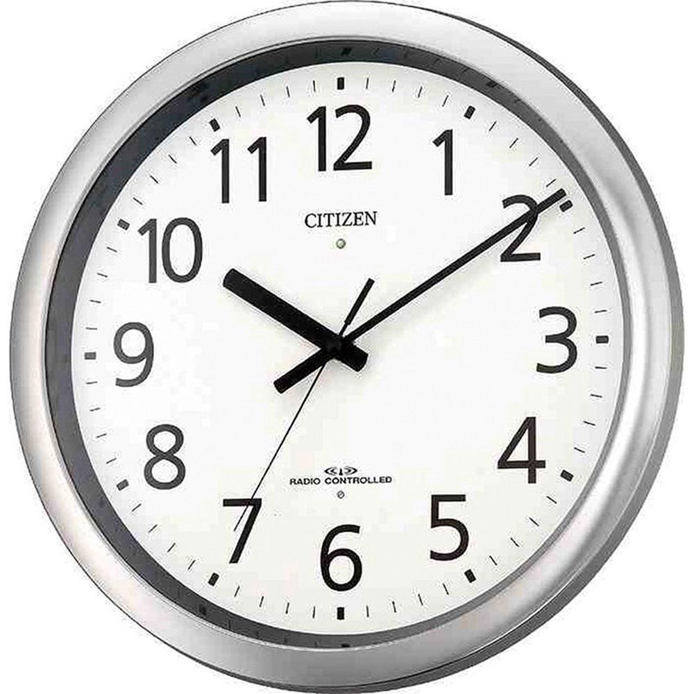 リズム時計 掛け時計 シチズン パルウェーブM437 新築祝い 竣工記念 開店祝い 開業祝い プレゼント