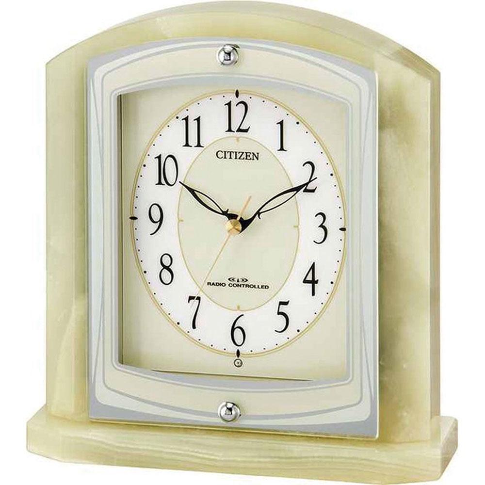 リズム時計 置き時計 シチズン パルラフィーネR400 新築祝い 竣工記念 開店祝い 開業祝い プレゼント