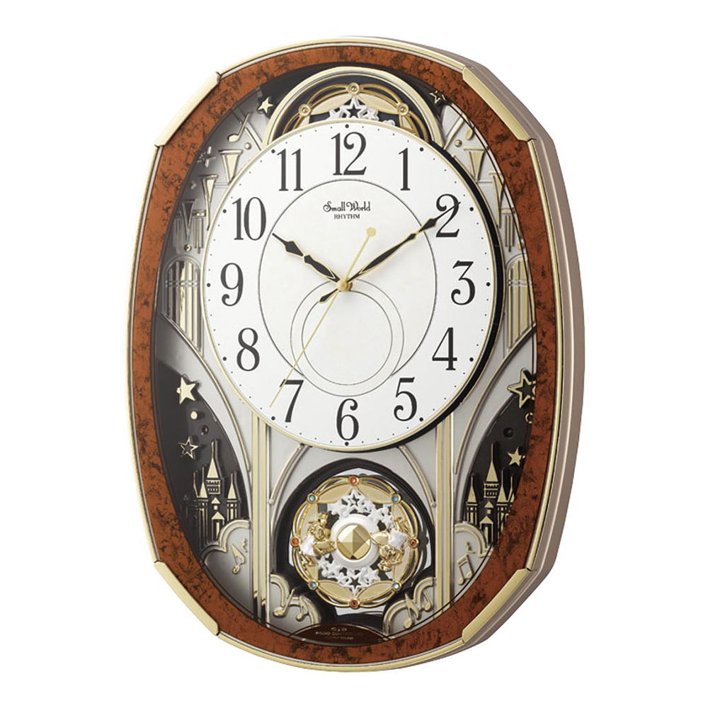 Citizen スモールワールド 掛け時計 ノエルM 掛け時計 新築祝い 竣工記念 開店祝い 開業祝い