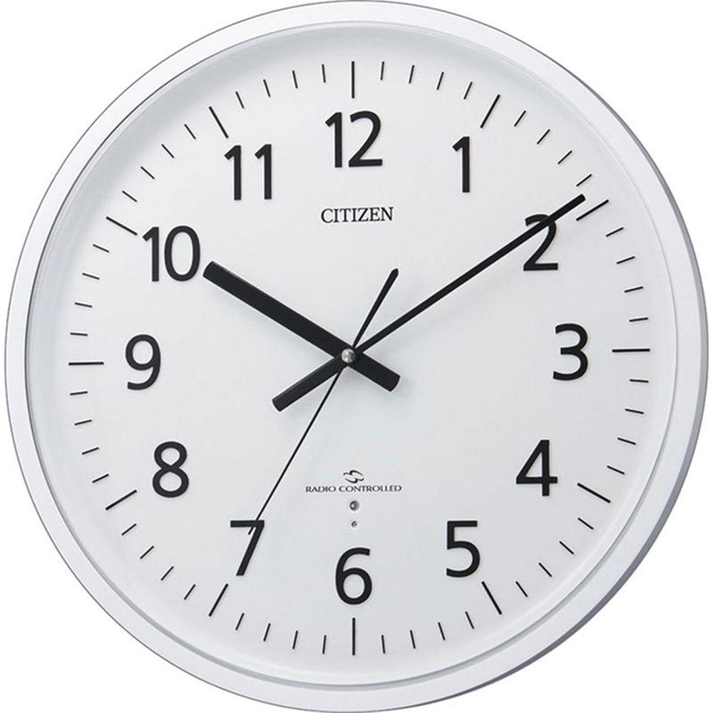 リズム時計 掛け時計 シチズン スリーウェイブM827 新築祝い 竣工記念 開店祝い 開業祝い プレゼント