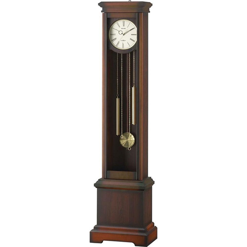 名入れ対応可 インテリアクロック | リズム時計 HiARM-420R | 振り子時計 4RN420RH06 | 振り子時計 | お祝い 竣工 設立 新生活 記念品 プレゼント