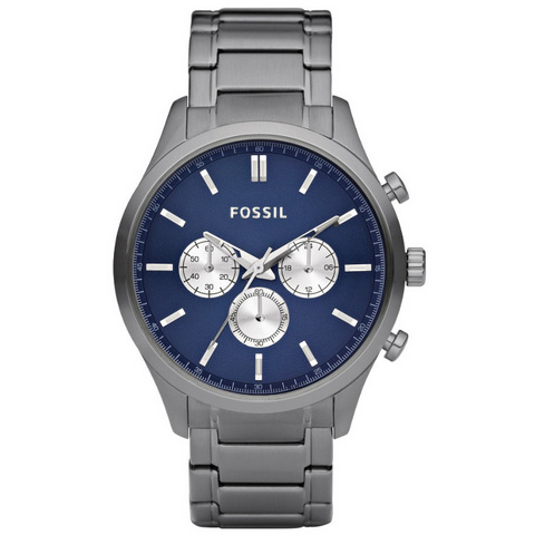 FOSSIL[フォッシル] fs4631Mens Walter Plated Stainless Steel Chrono WATCHメンズ 腕時計