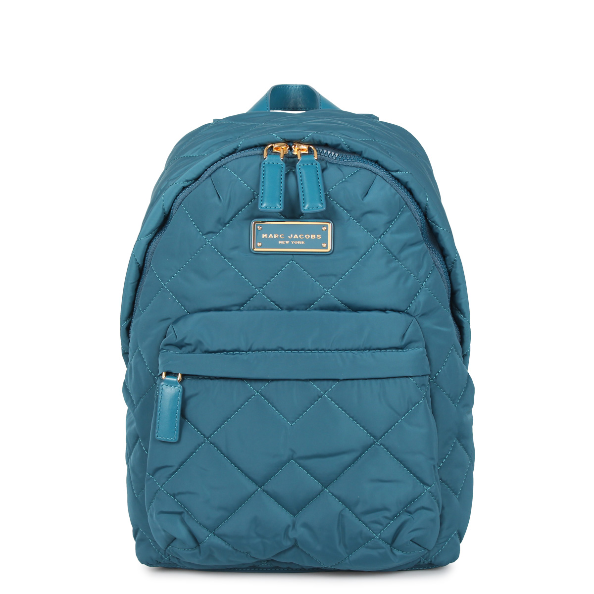 MARC BY MARC JACOBS m0011321-448マークバイマークジェイコブス リュックサック バックパック deep teal ブルー M0011321-448 *ラッピング不可商品*