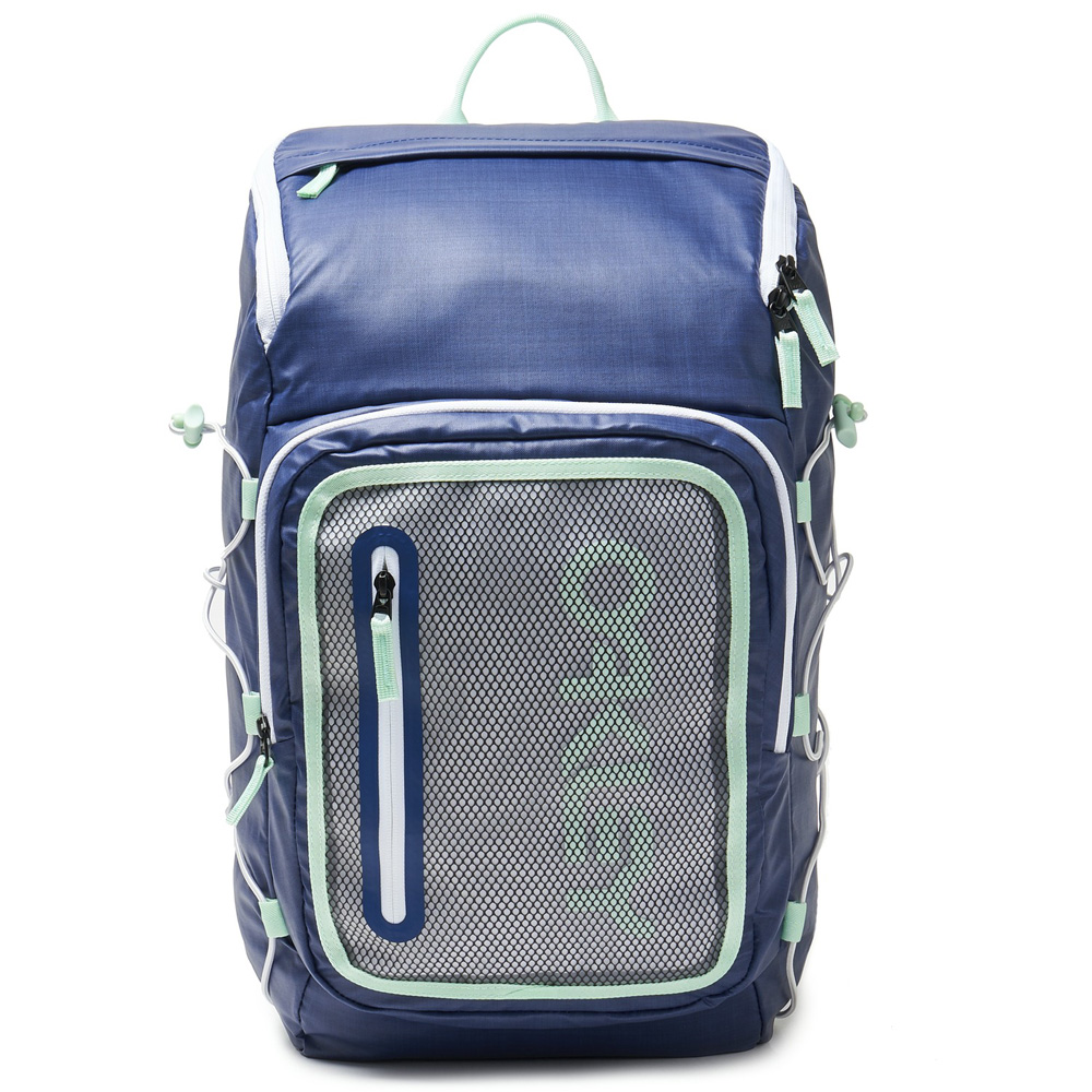 OAKLEY オークリー 921525-60990'S SQUARE BACKPACK Dark Blue スクエアバックパック ダークブルー リュックサック*ラッピング不可商品*