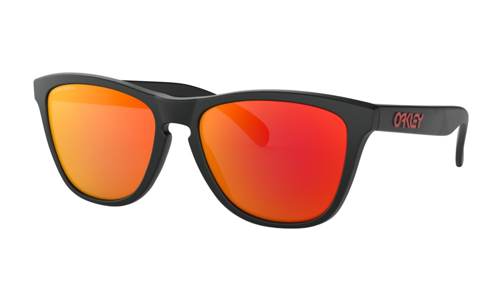 OAKLEY オークリー oo9245-6354Frogskins Asia Fit フロッグスキン アジアンフィット プリズムルビーレンズサングラス