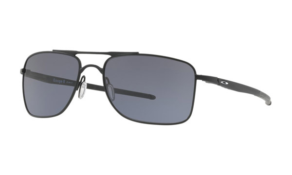 OAKLEY オークリー oo4124-0162 Gauge 8 L  Sunglasses gray サングラス