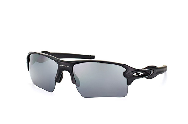 OAKLEY オークリー oo9188-53 FLAK 2.0 XL Black Iridium Polarised Sunglasses 偏光 サングラス