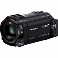 Panasonic(パナソニック)HC-W850M-K SD対応 64GBメモリー内蔵フルハイビジョンビデオカメラ ブラック