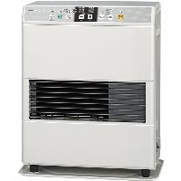 【送料無料】CORONA(コロナ) FF-VG4214S-W [FF温風シリーズ 寒冷地用大型ストーブ (木造:11畳、コンクリート:18畳) FF式温風 ビルトインタイプ タンク別売 ホワイト]
