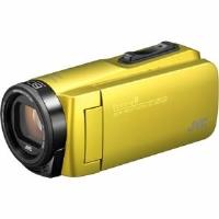 VICTOR(ビクター) GZ-R480-Y ハイビジョンメモリービデオカメラ「Everio(エブリオ)Rシリーズ」32GB イエロー【KK9N0D18P】