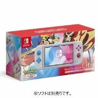 任天堂 Nintendo Switch Lite [ザシアン・ザマゼンタ]