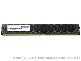 アドテック サーバ用増設メモリ DDR4-2133 UDIMM ECC 8GB 省電力 ADTEC ADS2133D-HEV8G【パソコン パーツ メモリー メモリ増設 UDIMM DDR4 SDRAM (PC4-2133 288pin Unbuffered DIMM)】