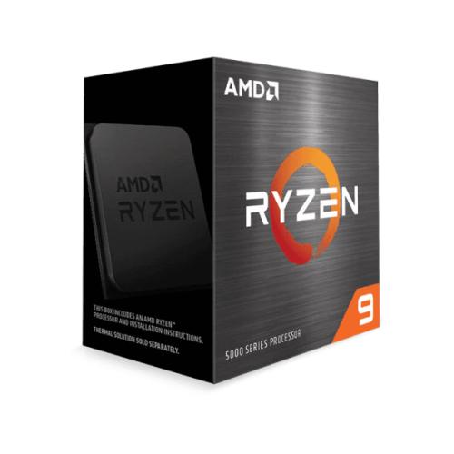 ゲームも制作も すべてを成し遂げる唯一のプロセッサー AMD Ryzen 9 5950X 本店 BOX プロセッサー Cooler付属無し 16コア 32スレッド 105W 休み 100-100000059WOF 3.4GHz