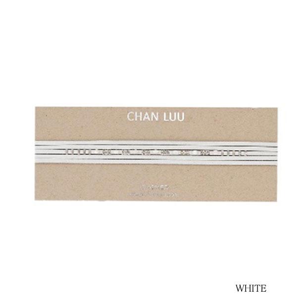 CHAN LUU/チャンルー  シセミプレシャスストーン レザーラップ